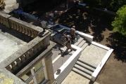 <h5>Blick aus dem Dachgeschoss</h5><p></p>