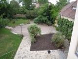 <h5>Von der Terrasse direkt ins Rondell</h5><p></p>